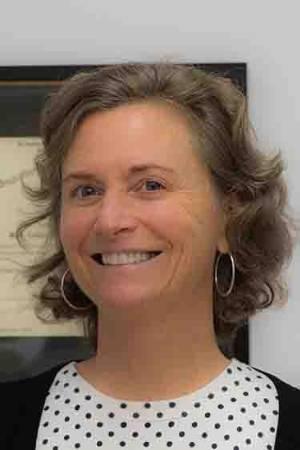 Dr. Mary Harrow