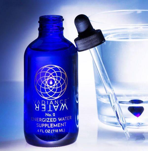 Vadiance bottle showing ease of use